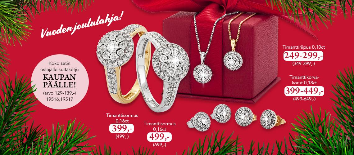 Vuoden joululahja Kultajousesta! Tutustu ja osta omasi >>