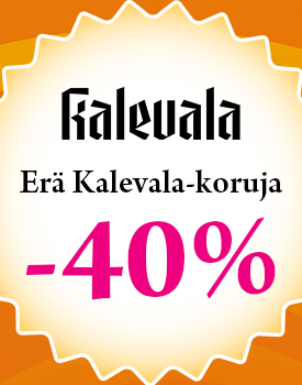 Erä Kalevala-koruja -40%! Tutustu ja osta! >>
