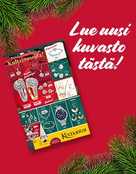 Joulukuvasto on ilmestynyt! Lue ja nappaa parhaat lahjaideat lahjahintaan! >>
