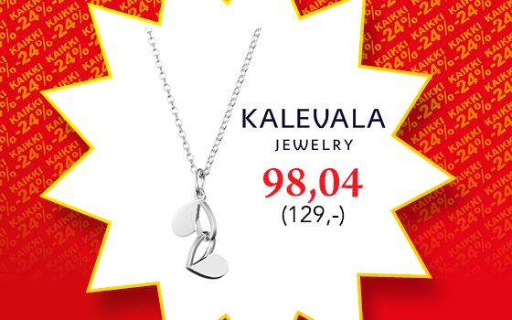 Kalevala Koru -koruja -24 % koodilla VERO24, osta tästä >