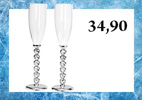 Kauniit Samppanjalasit 34,90€! Tutustu ja osta! >>