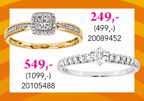 Upeita timanttisormuksia jopa -50%! Tutustu ja osta! >>