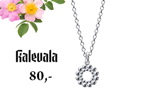 Kalevala Valoisa riipus 80€! Tutustu ja osta >>