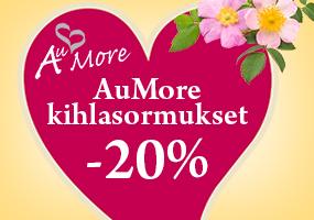 AuMore kihlasormukset nyt -20%! Tutustu ja osta >>