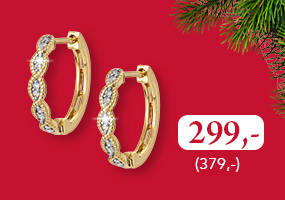 Timanttikorvakorut lahjahintaan nyt vain 299,- (379,-)! Osta omasi täältä >>