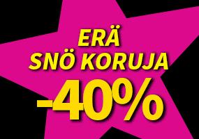Erä SNÖ of Sweden koruja -40 %! Tutustu ja osta >>