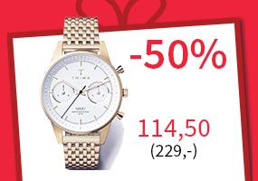 TRIWA rannekello -50 %! Nyt 114,50 (229,-) Tutustu ja osta >>