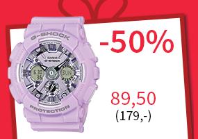 Casio rannekello -50 %! Nyt 89,50 (179,-) Tutustu ja osta >>