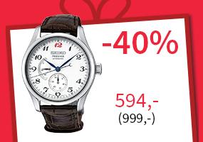 Seiko rannekello -40 %! Nyt 594,- (990,-). Tutustu ja osta >>