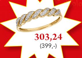 Upea timanttisormus nyt 303,24€! Tutustu ja osta >>