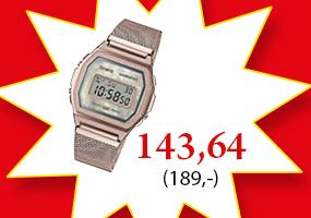 Uutuus Casio kello tarjoushintaan! Tutustu ja osta >>