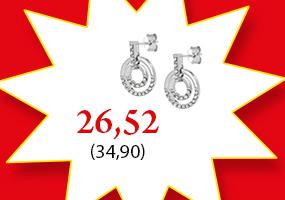 Mood hopeiset korvakorut tarjoushintaan 26,52€! Tutustu ja osta >>