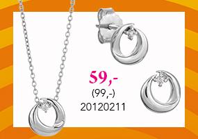 Erä hopeasettejä -40%! Tutustu ja osta >>
