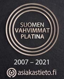 Suomen Vahvimmat Platina 2007 - 2021