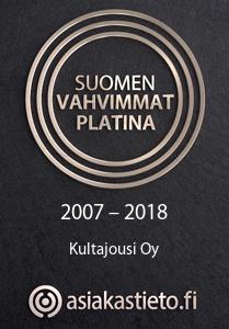 Suomen Vahvimmat Platina 2007 - 2018